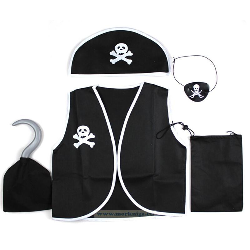 Костюм пирата детский