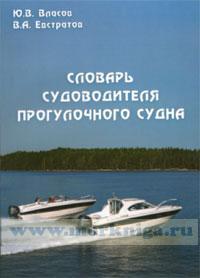 Словарь судоводителя прогулочного судна