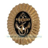 Кокарда ВМФ для рядового состава
