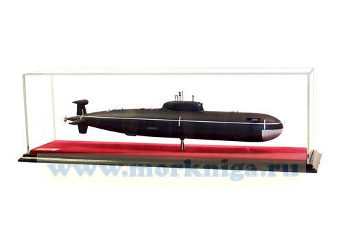 Модель атомной подводной лодки проекта 685 (Комсомолец)