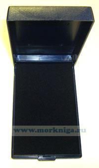 Футляр для медали (79х55х21 мм, пластик)