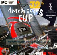 32nd America's Cup (DVD) - Уникальный симулятор гонок под парусом