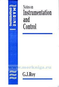 Notes on Instrumentation and Control. Английский учебник для моряков