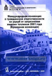 Международная конвенция о гражданской ответственности за ущерб от загрязнения жидким топливом 2001 года (Бункерная конвенция)