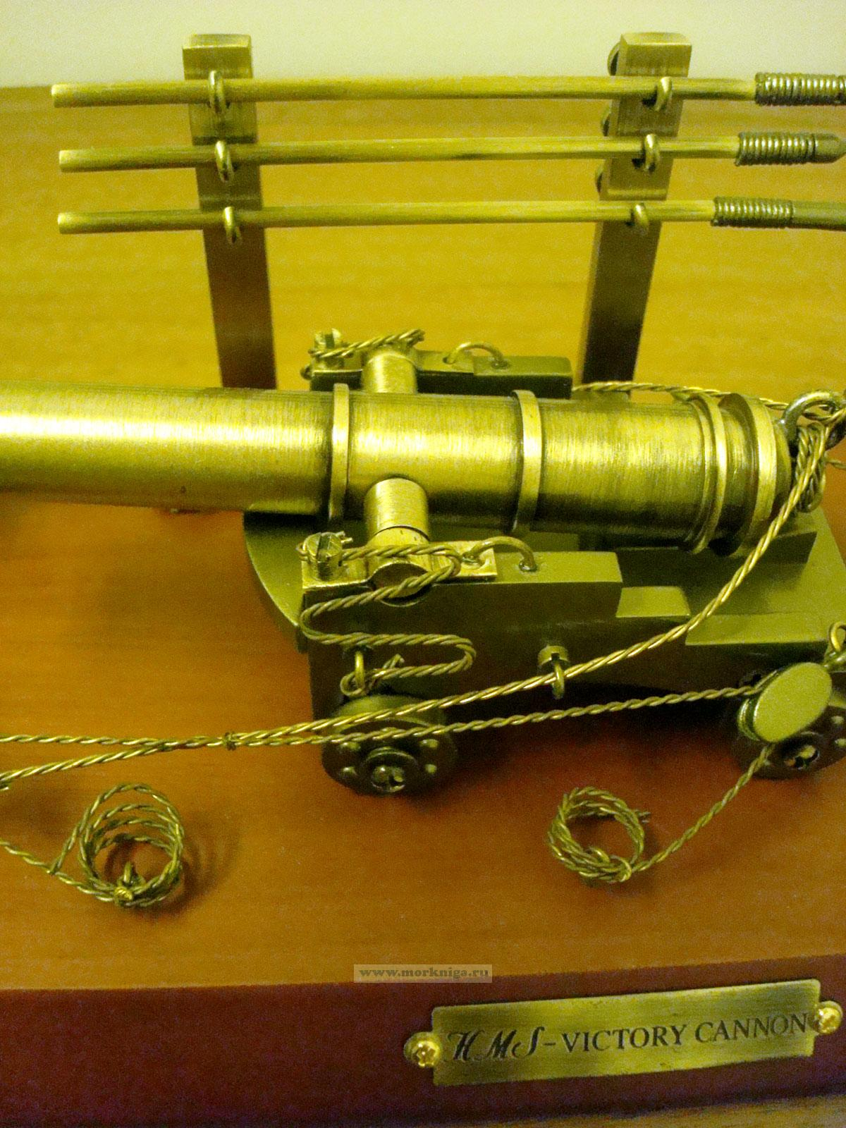 Коллаж Морская пушка