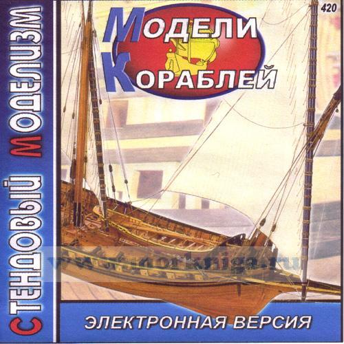 CD Стендовый моделизм Модели кораблей 420