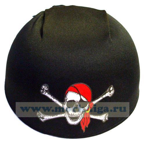 Бандана пирата на основании