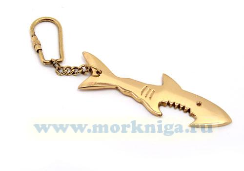 Брелок-открывашка Акула
