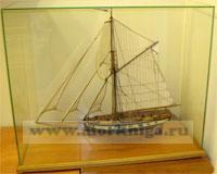 Модель корабля Тендера