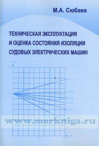 Техническая эксплуатация и оценка состояния изоляции судовых электрических машин