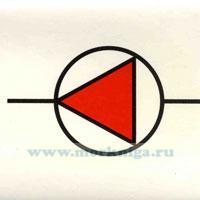 Знак ИМО. Пожарный насос (174)