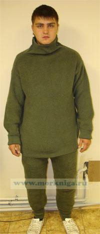 Водолазное белье, шерстяное (размер 56/3-4)