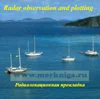 CD Radar observation and plotting (радиолокационная прокладка)