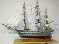 Модель фрегата