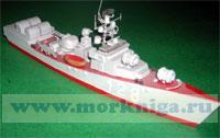 Модель корабля пр.