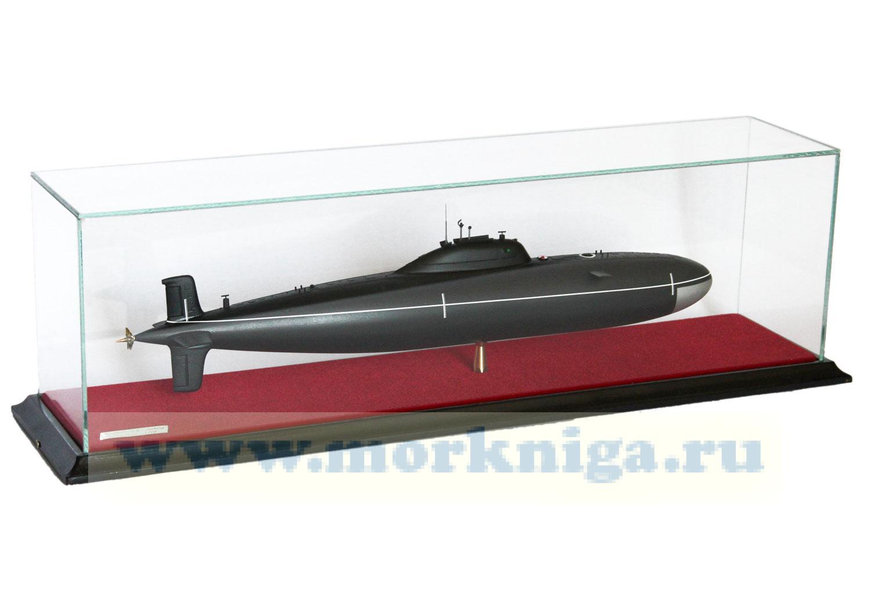 Модель подводной лодки проекта 1710