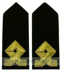 Погоны Боцмана морского флота. 5 должностная категория