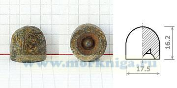 Пуля Нейсслера к пехотному ударному гладкоствольному ружью образца 1842 г. (Россия)