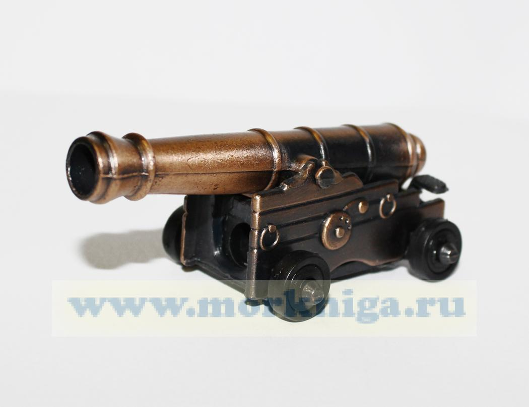 Точилка морская пушка