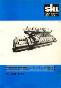 Инструкция по эксплуатации дизель-редукторной установки типа 6 NVD 26 A-3