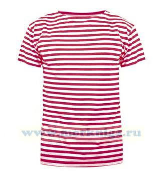 Тельняшка футболка краповая полоса (Спецназ МВД)