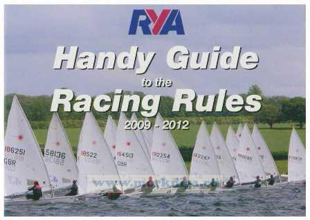 Handy Guide to the Racing Rules 2009-2012