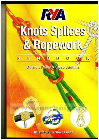 RYA Морские узлы и такелажные работы Knots, Splices and Ropework