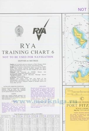 RYA Training Chart 6