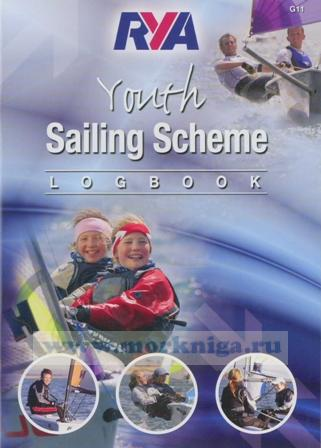 RYA Youth Sailing Scheme Log Book