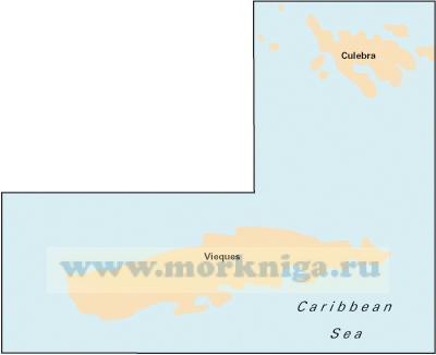 A131 Isla de Culebra & Isla de Vieques