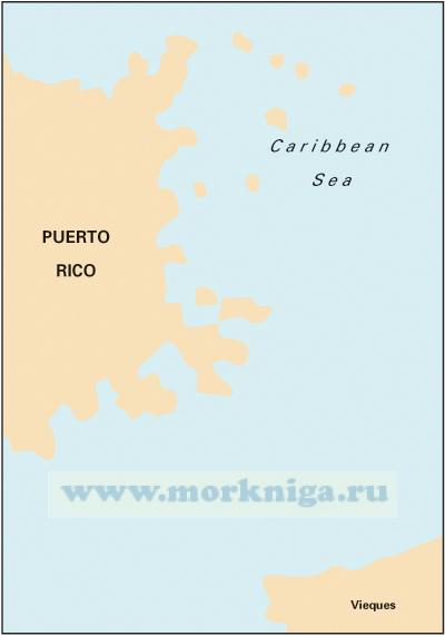 A141 Cabo San Juan to Ensenada Honda and Isla de Vieques