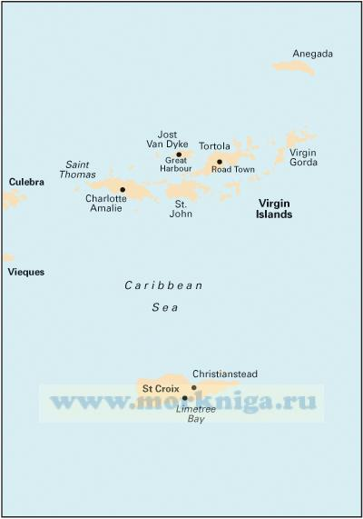 A23 Virgin Islands and St Croix