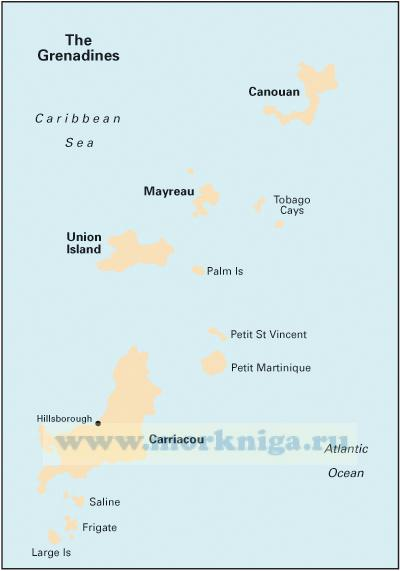B311 Middle Grenadines