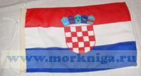 Флаг Хорватии (20 х 30)