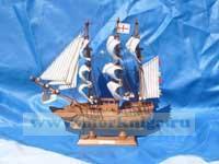 Корабль сувенирный в ассортименте