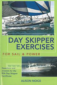 Day Skipper Exercises for Sail and Pover
