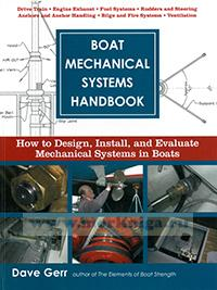 Boat mechanical systems handbook. How to design, install, and evaluate mechanical systems in boats