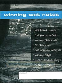 Winning Wet Notes