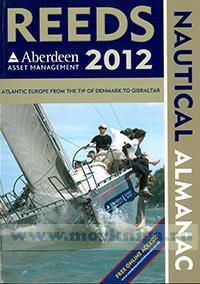 Reeds Abardeen Asset Management Nautical Almanac 2012 (без папки)
