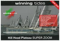 Winning tides. Hill Head Plateau SUPER ZOOM