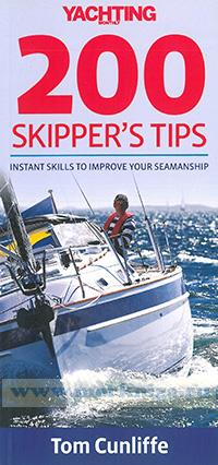 Yahting monthly. 200 skipper's tips. Instant skills to improve your seamanship