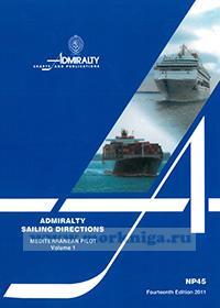 Admiralty saling directions. Vol. NP45. Mediterranean pilot. Fourteenth edition