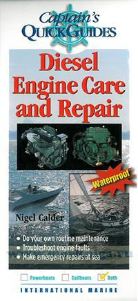 интернет-магазин morkniga.ru купить Capitan's quick guide: Diesel engine care and repair Nigel Calder