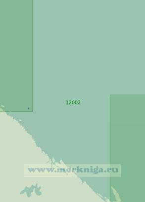 12002 От острова Харлов до Лумбовского залива (Масштаб 1:200 000)
