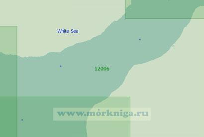 12006 Горло Белого моря (Масштаб 1:200 000)