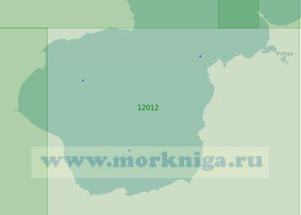 12012 Чёшская губа (Масштаб 1:200 000)