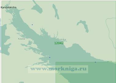 12042 Кандалакшский залив (Масштаб 1:200 000)