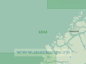 12112 От острова Вогсёй до островов Уна (Масштаб 1:200 000)