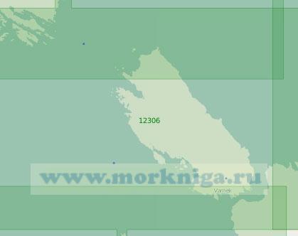 12306 Проливы Карские Ворота и Югорский Шар (Масштаб 1:200 000)