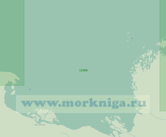 12406 От мыса Терпяй-Тумса до островов Дунай (Масштаб 1:200 000)